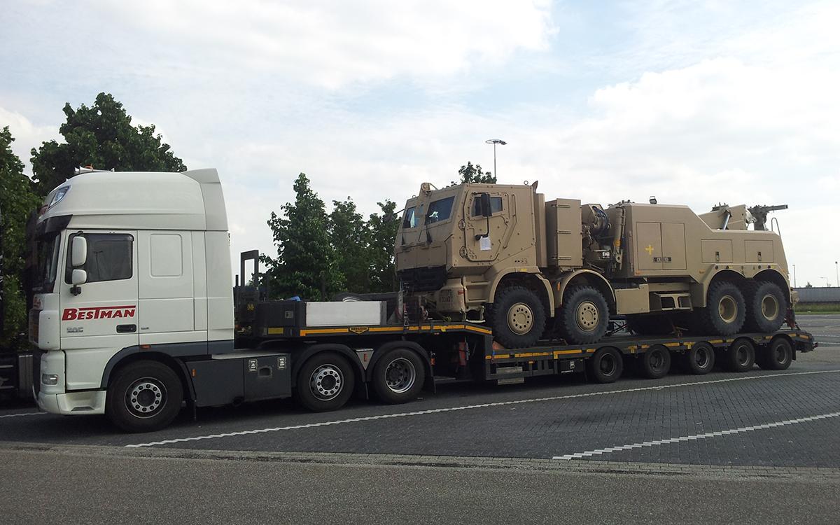 Project Logistics Bestman